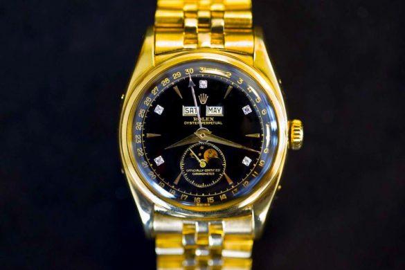 Rolex Bao Dai accessori