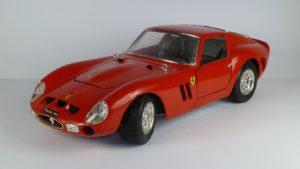 auto d'epoca Ferrari 250 GTO 1963