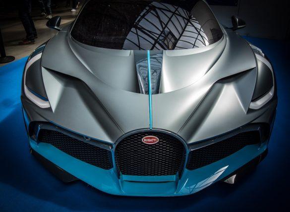 macchine di lusso Bugatti Divo