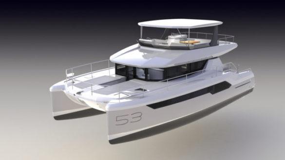 Leopard Catamarans 53
