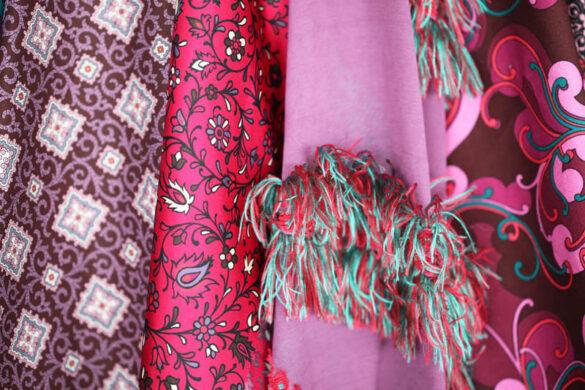 tessuti di alta moda